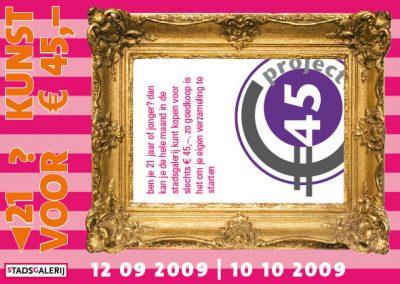 2009 45 euro