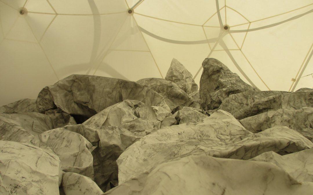 De expositie van Jitske Bakker is tot nader order gesloten